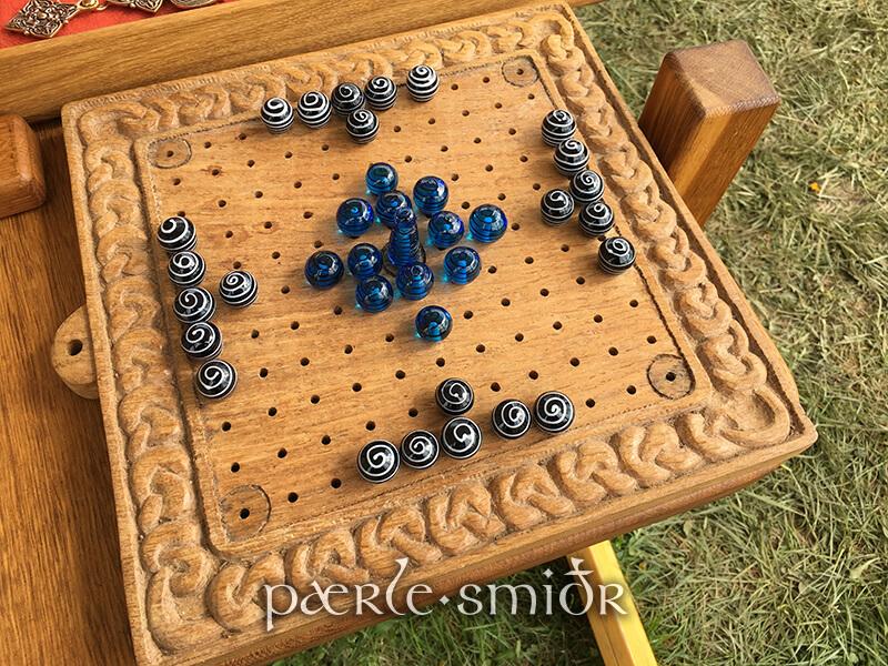Hnefatafl Spielsteine Birka 5