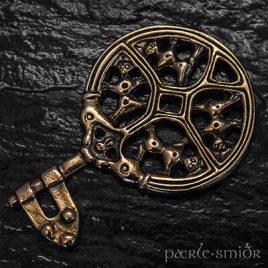 Schlüssel im Borrestil