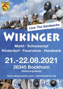 Flyer – Wikingermarkt Bockhorn